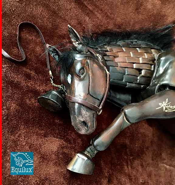 Maxima - The fully articulated horse